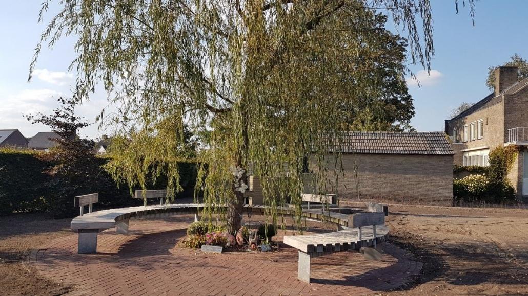 MH17 monument Neerkant klein